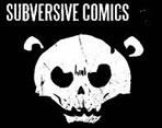 Subversive comics logo