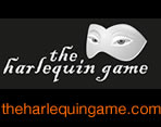 the harlequin game_partner logo